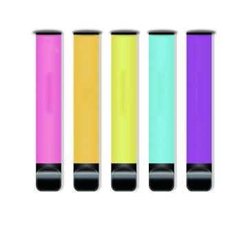Wholesale Mini Disposable Vaporizer 5% Premium Flavor 500 Puff Disposable Vape Bars